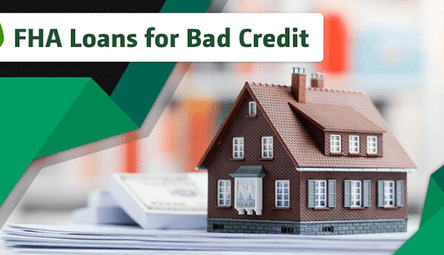 FHA Loan 500 Credit Score in Texas